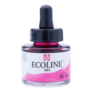 برطمان الوان مائيه إيكولين 30 مللي  Light Rose 361