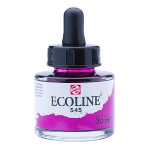 برطمان الوان مائيه إيكولين 30 مللي  Red Violet 545