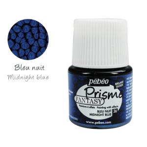 برطمان بريزما كلر بيبيو 45 مللي  Fantasy Midnight Blue-36