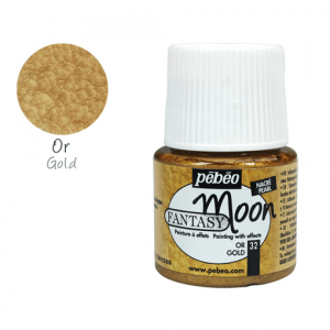برطمان بريزما كلر بيبيو 45 مللي Fantasy Moon Gold-32