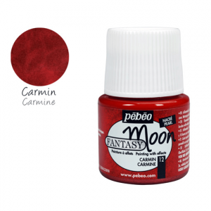 برطمان بريزما كلر بيبيو 45 مللي Fantasy Moon  Carmine-12