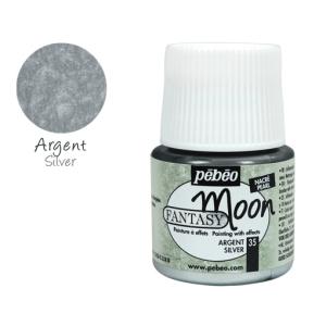 برطمان بريزما كلر بيبيو 45 مللي Fantasy Moon  Silver-35