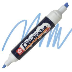 قلم ماركر ساكورا 2 سن ثابت لون Sky Blue
