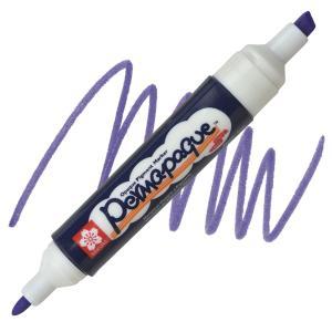 قلم ماركر ساكورا 2 سن ثابت لون Violet