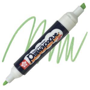 قلم ماركر ساكورا 2 سن ثابت لون Yellow/Green