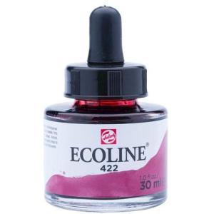 برطمان الوان مائيه إيكولين 30 مللي  REDDISH BROWN 422