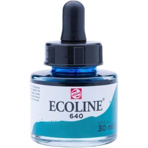 برطمان الوان مائيه إيكولين 30 مللي BLUISH GREEN 640