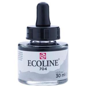 برطمان الوان مائيه إيكولين 30 مللي GREY 704
