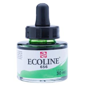 برطمان الوان مائيه إيكولين 30 مللي  FOREST GREEN 656