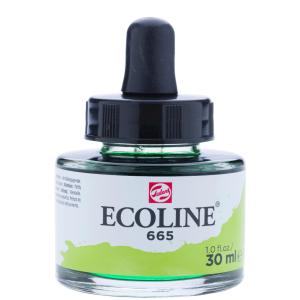 برطمان الوان مائيه إيكولين 30 مللي SPRING GREEN 665