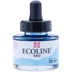 برطمان الوان مائيه إيكولين 30 مللي PASTEL BLUE 580