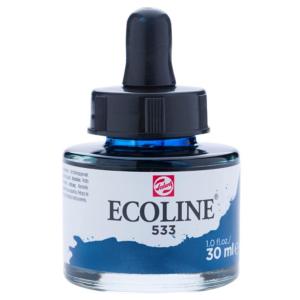 برطمان الوان مائيه إيكولين 30 مللي  INDIGO 533