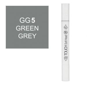قلم ماركر تاتش برأس لين مزدوج Green Grey-GG5