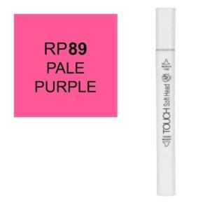 قلم ماركر تاتش برأس لين مزدوج  Pale Purple-RP89