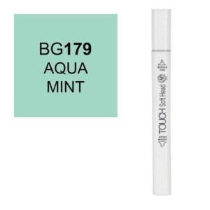 قلم ماركر تاتش برأس لين مزدوج Aqua Mint-BG179