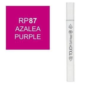 قلم ماركر تاتش برأس لين مزدوج Azalea Purple-RP87