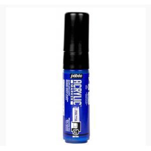 قلم اكريلك  بيبيو سن 15-5 مللي - 719 Ultramarine Blue