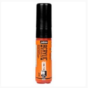 قلم اكريلك  بيبيو سن 15-5 مللي-705 Orange