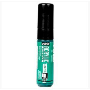 قلم اكريلك  بيبيو سن 15-5 مللي -722 Emerald Green